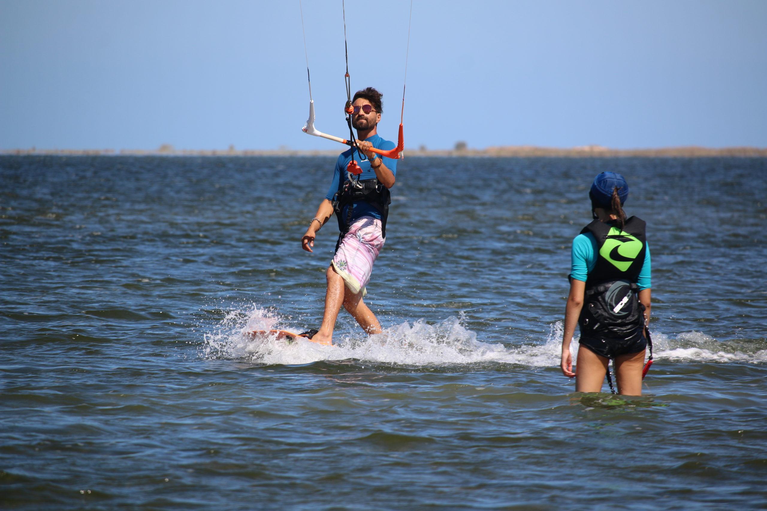 stage kitesurf pas cher Djerba