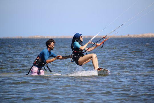 kitesurf djerba Tunisie