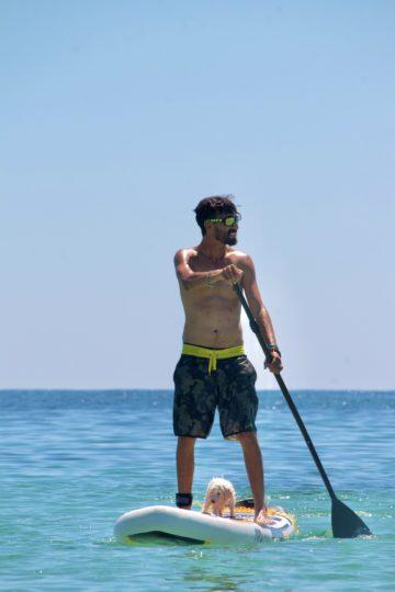 Faire du paddle a djerba