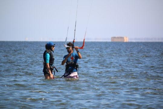 stage kitesurf pas cher