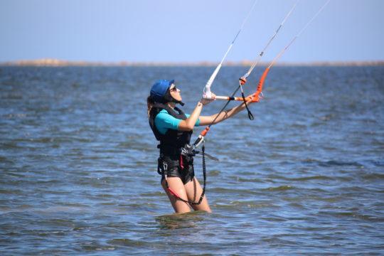 voyage kitesurf