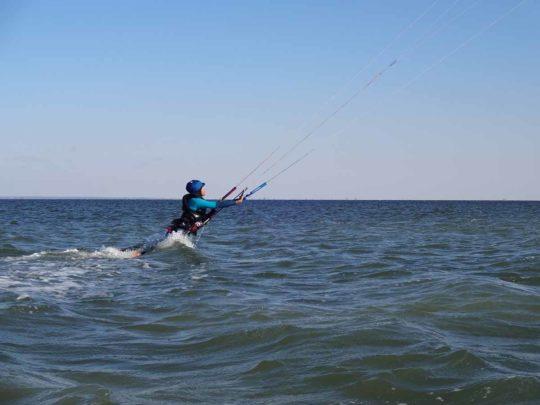 kite Aventure stages kitesurf a djerba