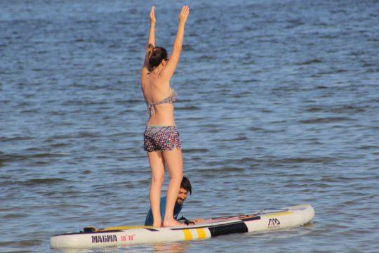 Yoga SUP Djerba