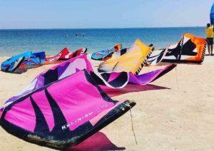 ecole de kitesurf djerba kite aventure