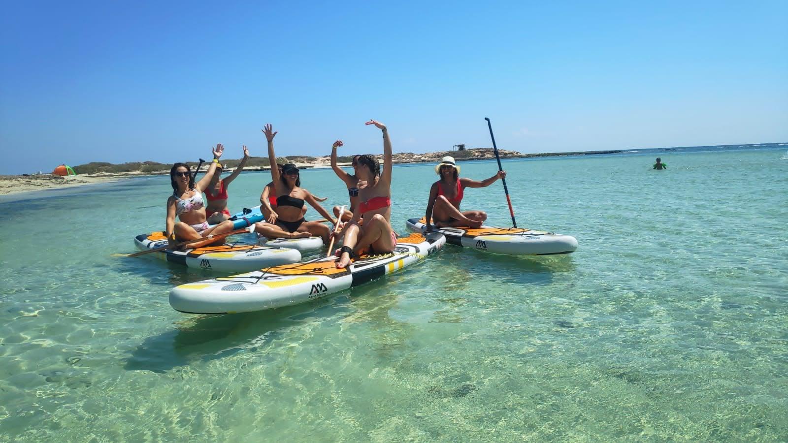 Activités nautique pour famille , enfant et couple